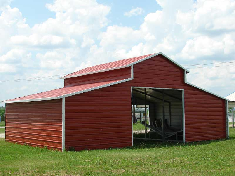 Metal Barn Kits >> Barn Kits Metal Building Kits